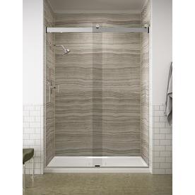 Shop Sliding Shower Doors At Lowes Com