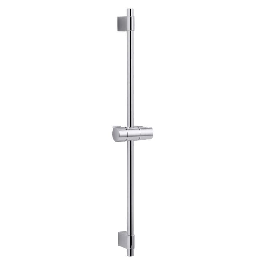 KOHLER Polished Chrome Slide Bar