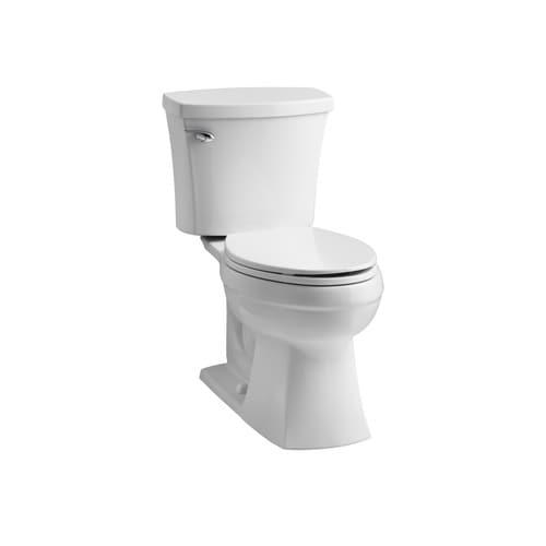 Kohler Elliston Complete Solution White Watersense