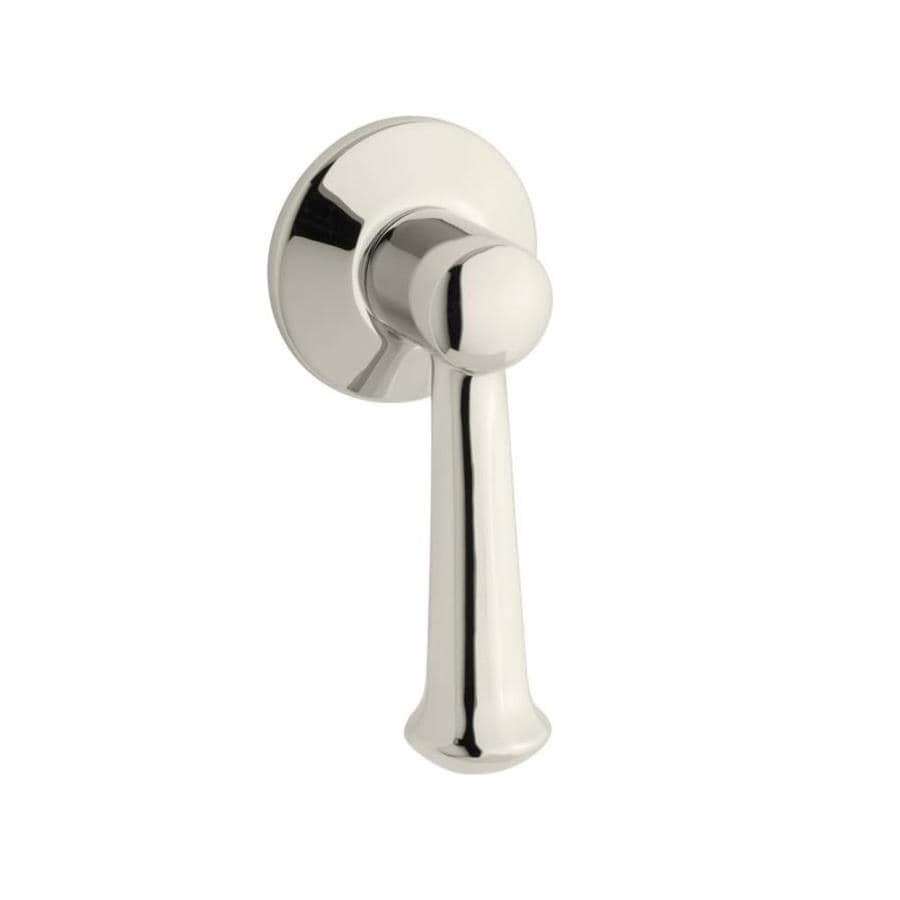 KOHLER Kathryn Vibrant Polished Nickel Metal Trip Lever