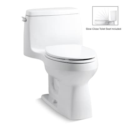 Fantastic Santa Rosa White Watersense Elongated Chair Height Toilet 12 In Rough In Size Inzonedesignstudio Interior Chair Design Inzonedesignstudiocom