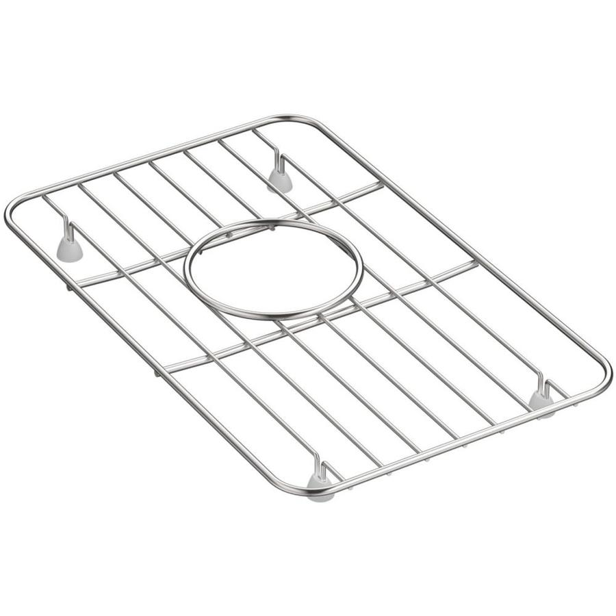 KOHLER Whitehaven 15.1875-in x 9.7625-in Sink Grid