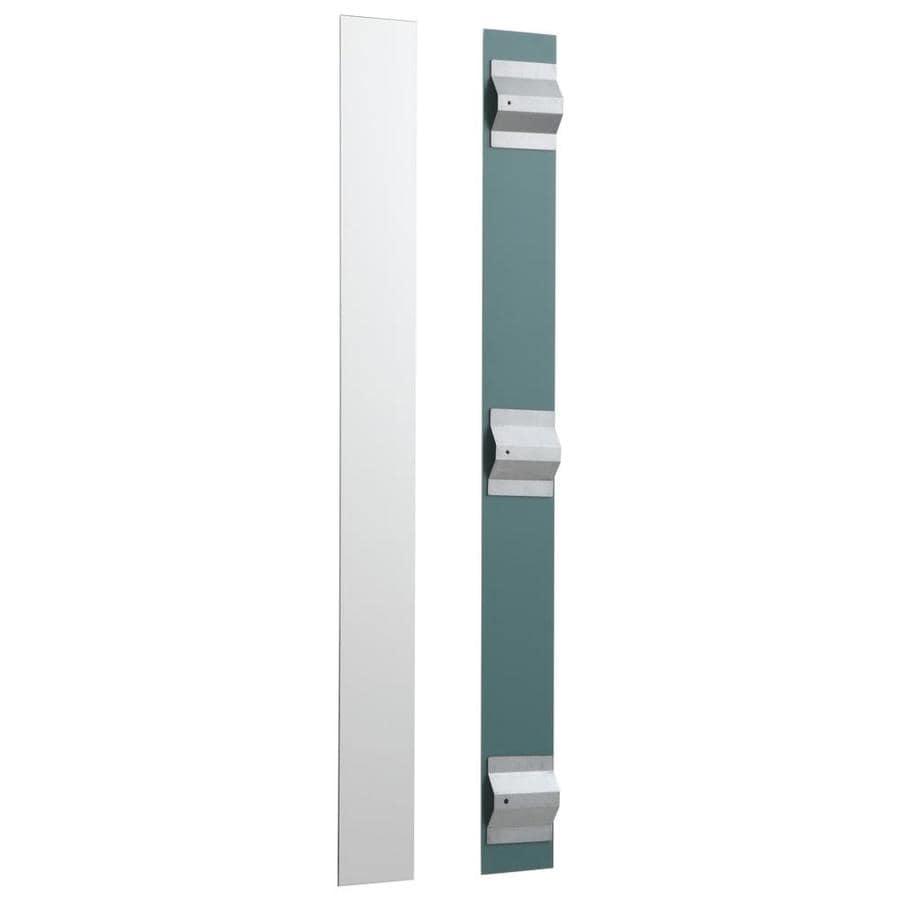KOHLER Verdera 3.4375-in x 30-in Rectangular Frameless Bathroom Mirror