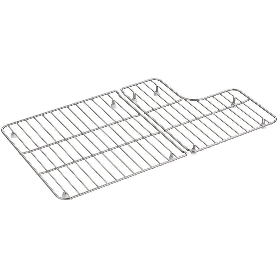 KOHLER Whitehaven 15.06-in x 14.94-in Sink Grid