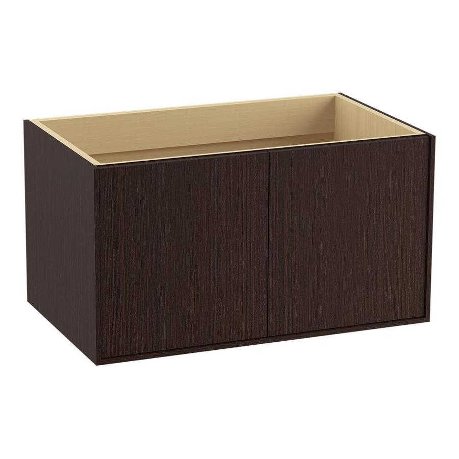 KOHLER Jute Laurentii Silk 36-in Contemporary Bathroom Vanity