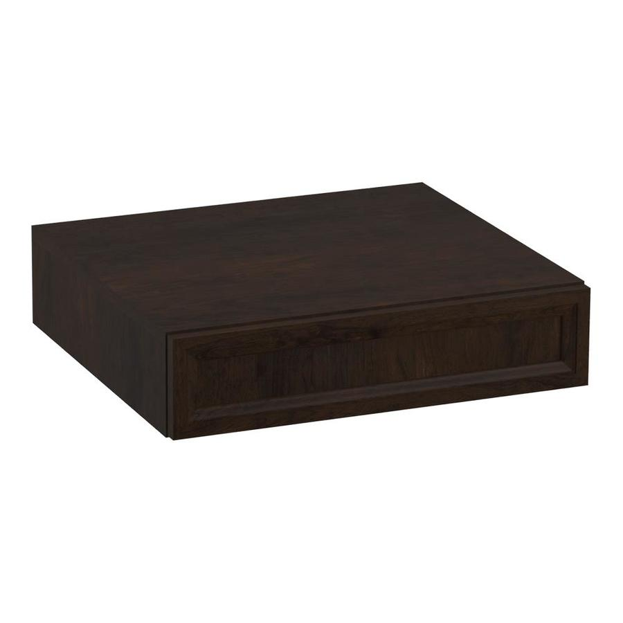 KOHLER Claret Suede Vanity Shelf Kit