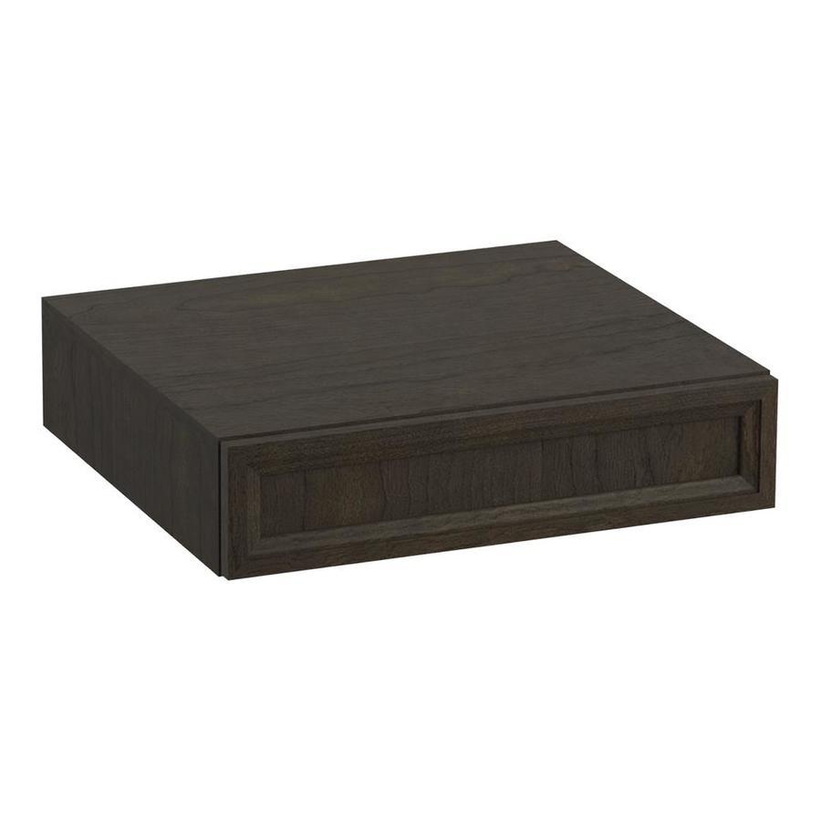 KOHLER Felt Grey Vanity Shelf Kit