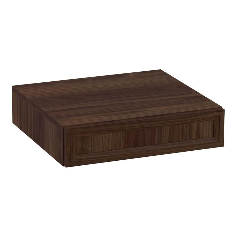 KOHLER Damask Terry Walnut Vanity Shelf Kit