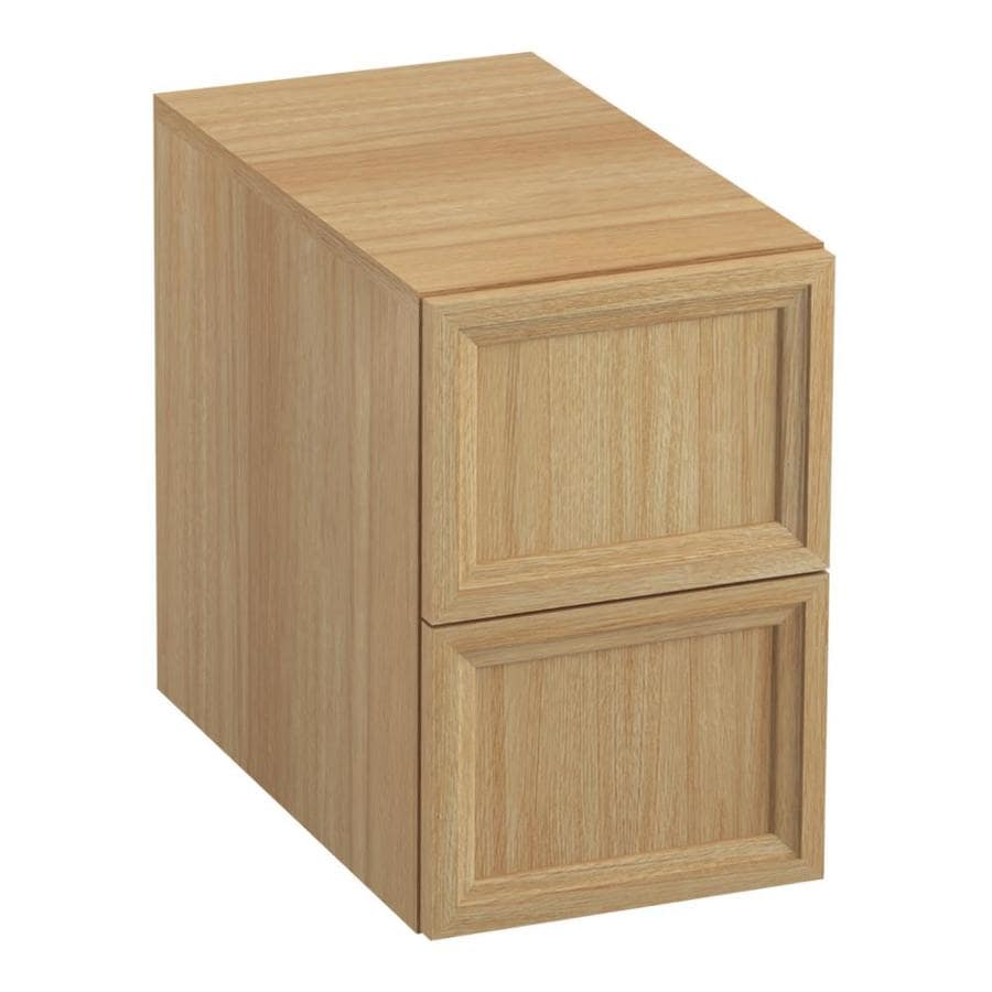 KOHLER Khaki White Oak Vanity Shelf Kit