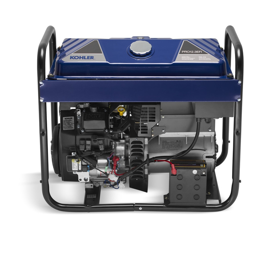 KOHLER PRO123Efi 10500-Running Watts Portable Generator with Kohler Engine