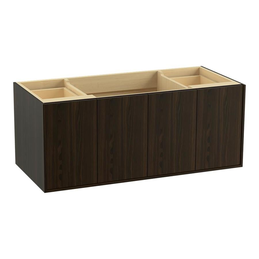 KOHLER Jute Jersey Oak 48-in Contemporary Bathroom Vanity
