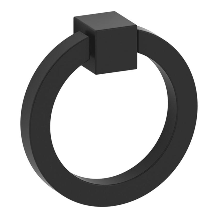KOHLER Black Jacquard Ring Cabinet Pull