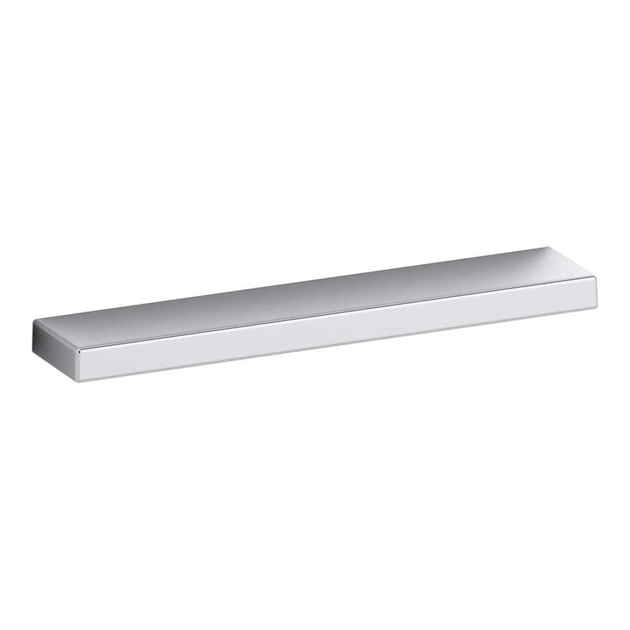 KOHLER 3-in Center-to-Center Chrome Jute Bar Cabinet Pull