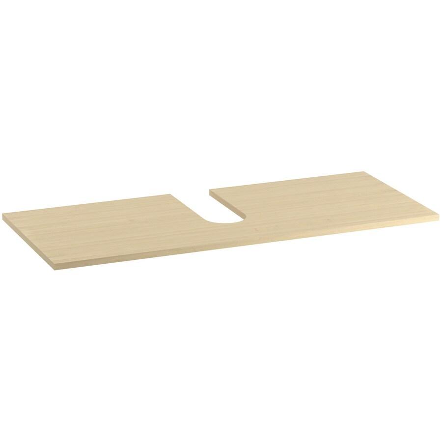 KOHLER Oxford Maple Vanity Shelf Kit