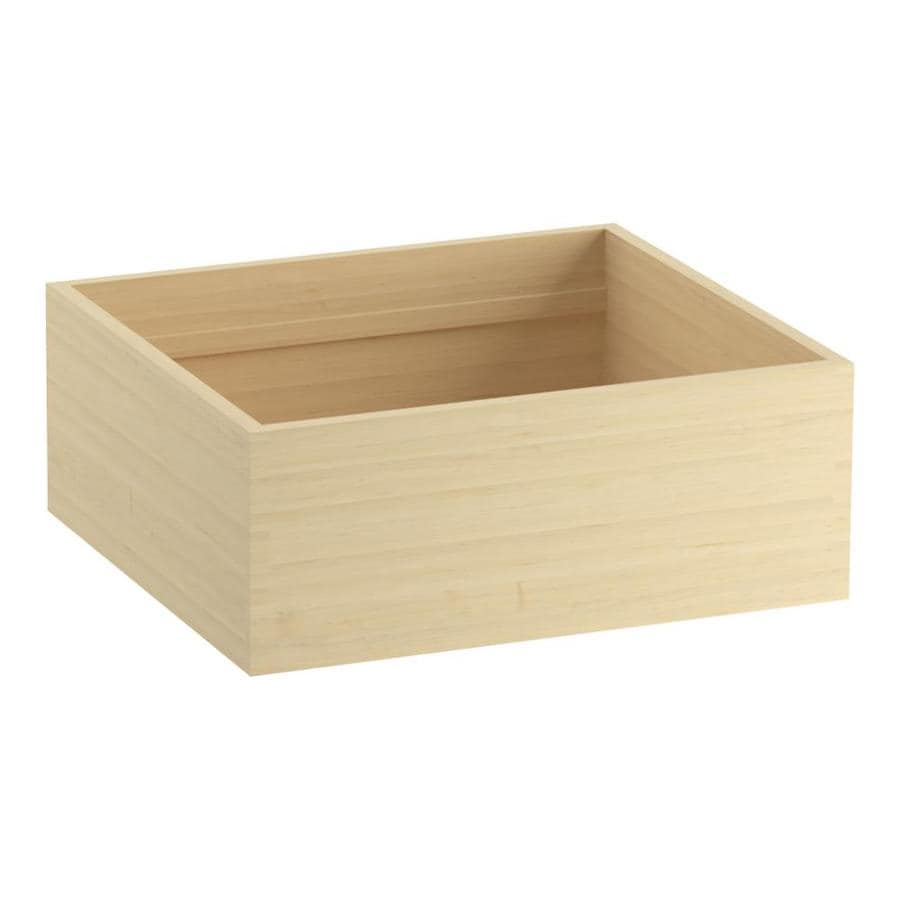 KOHLER Oxford Maple Vanity Drawer Organizer