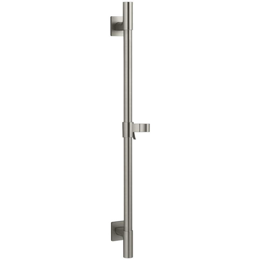 KOHLER Awaken Brushed Nickel Slide Bar