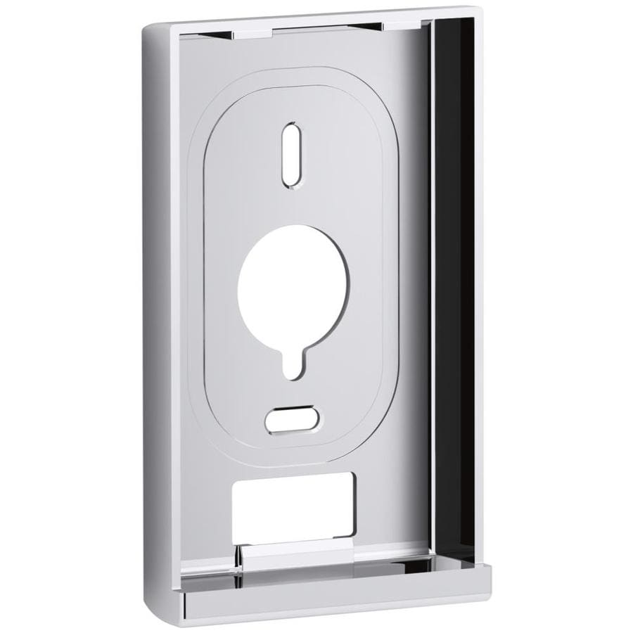 KOHLER DTV Polished Chrome Wall Bracket
