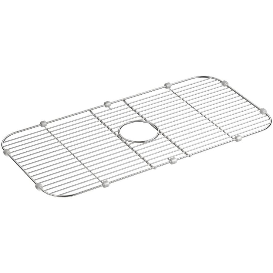 KOHLER 13.4375-in x 27.4375-in Sink Grid