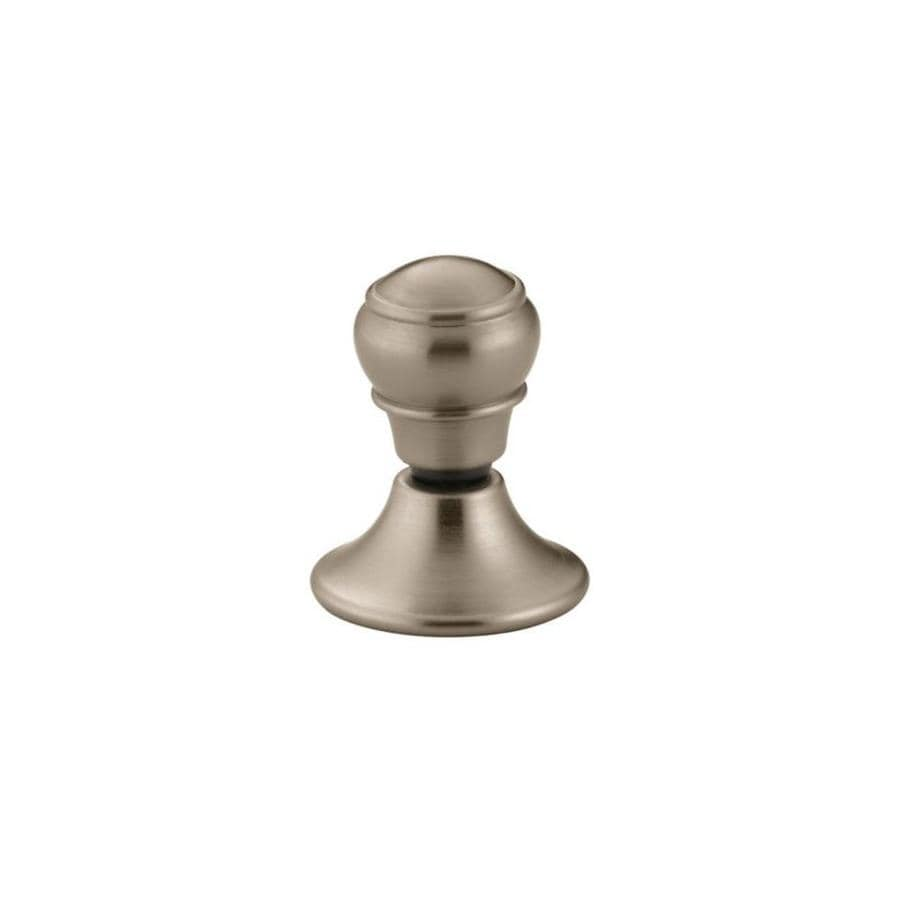 KOHLER Portrait Vibrant Brushed Bronze Brass Flush Actuator