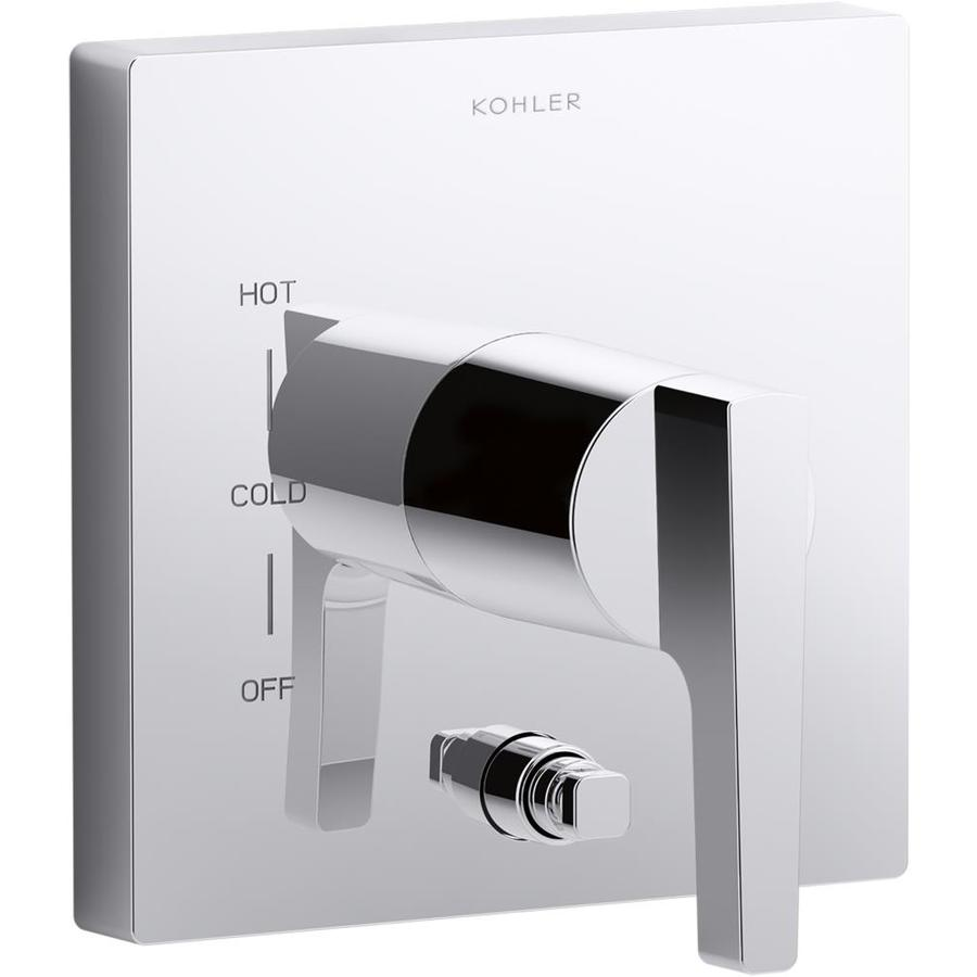 KOHLER Polished Chrome Lever Shower Handle