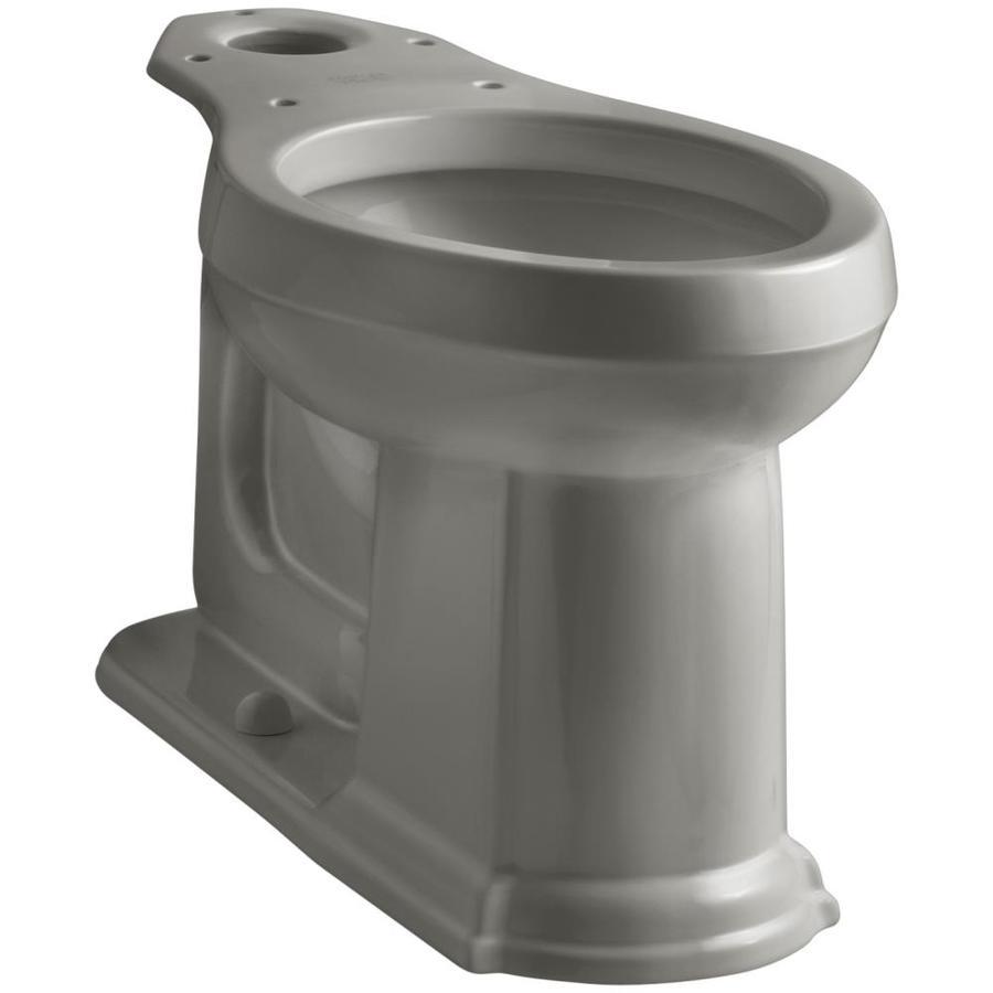 KOHLER Devonshire Cashmere Elongated Height Toilet Bowl