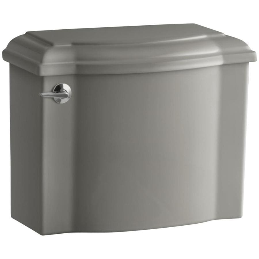 KOHLER Devonshire Cashmere 1.28-GPF Single-Flush High-Efficiency Toilet Tank