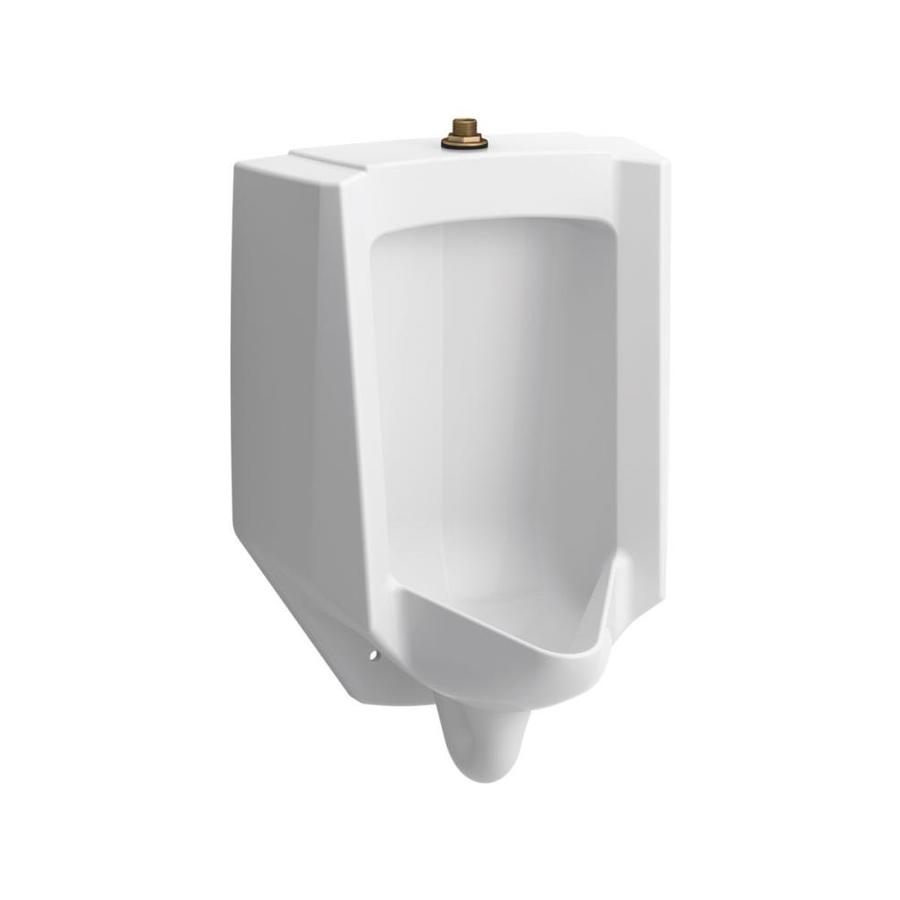 Shop Kohler 14 125 In W X 26 875 In H White Wall Mounted