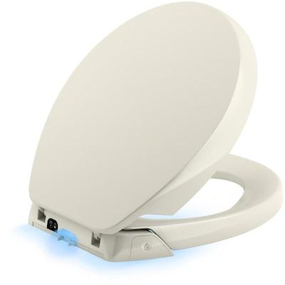 Terrific Purefresh Nightlight Plastic Elongated Slow Close Toilet Seat Inzonedesignstudio Interior Chair Design Inzonedesignstudiocom