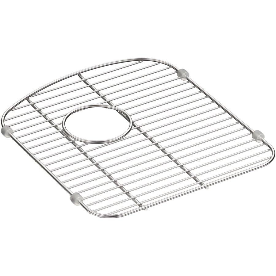 KOHLER 13.5-in x 15.25-in Sink Grid