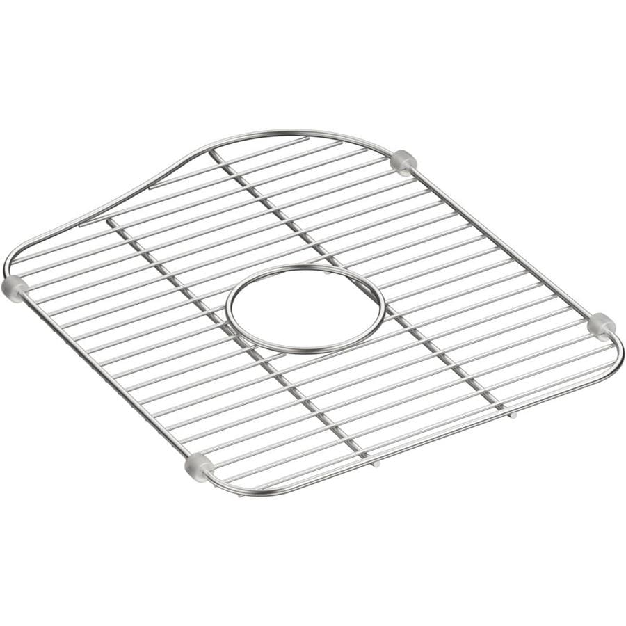 Kohler Staccato Stainless Steel Large Sink Rack 13 1 4 In