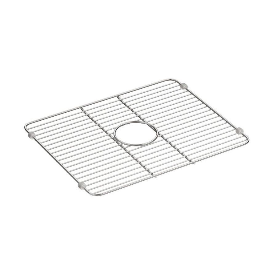 KOHLER 14.375-in x 18.25-in Sink Grid