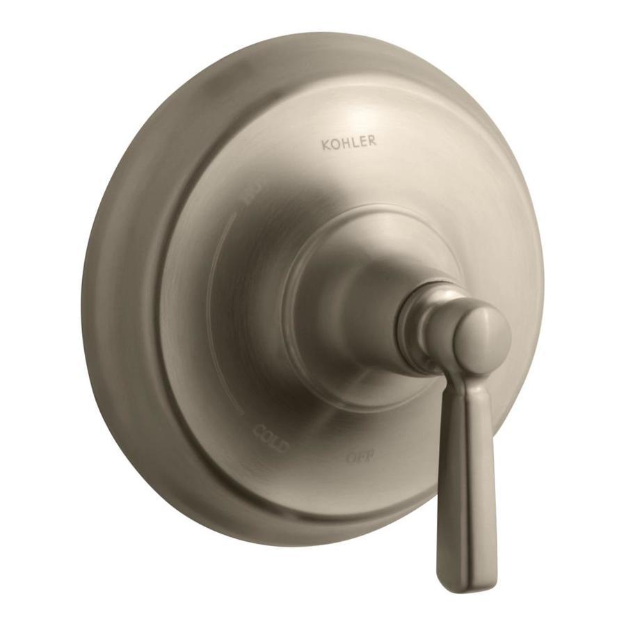 KOHLER Vibrant Brushed Bronze Lever Shower Handle
