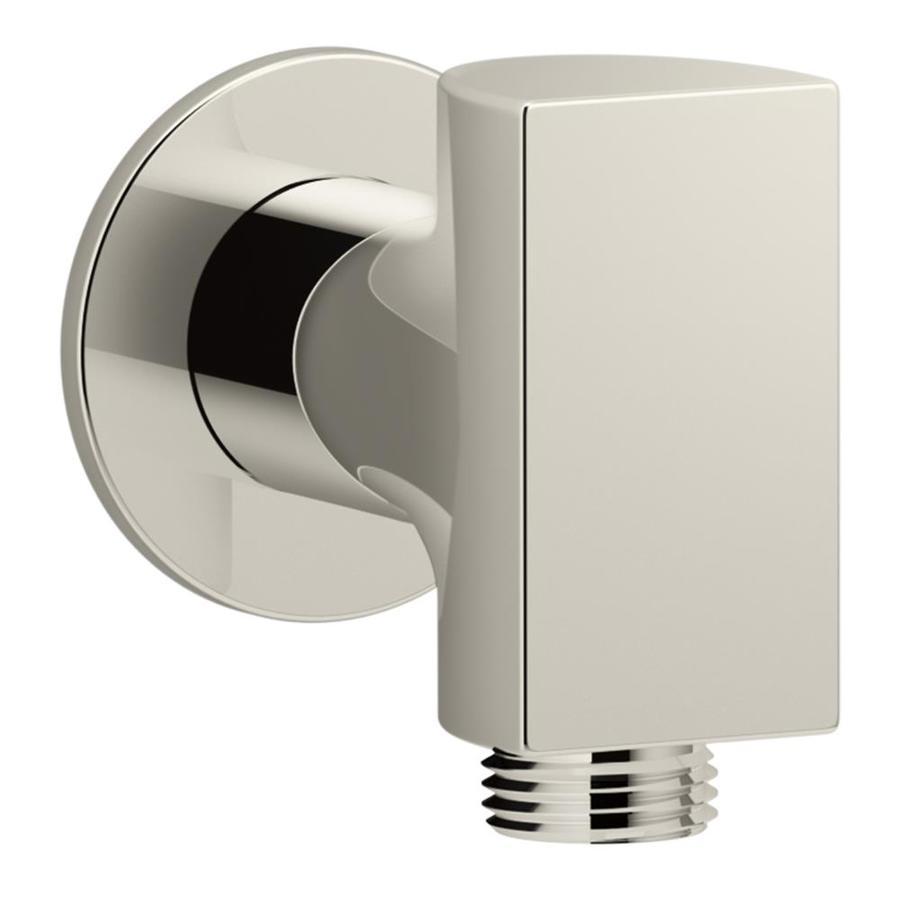 KOHLER Exhale Vibrant Polished Nickel Water Connection