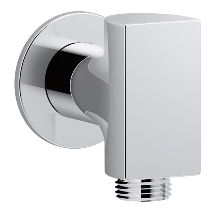KOHLER Exhale Polished Chrome Water Connection