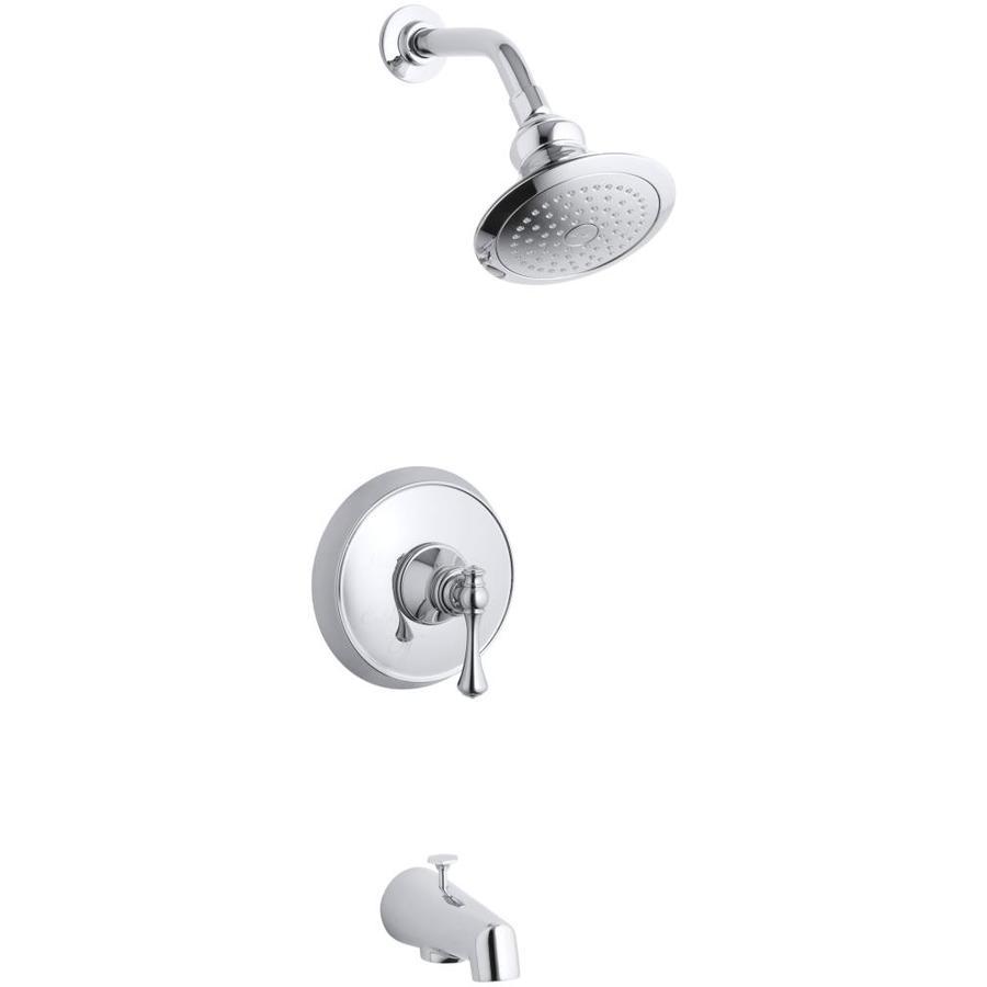 Shop KOHLER Revival® Rite-Temp® Bath and Shower Valve Trim ...