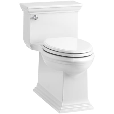 Fantastic Memoirs White Watersense Compact Elongated Chair Height 1 Piece Toilet 12 In Rough In Size Unemploymentrelief Wooden Chair Designs For Living Room Unemploymentrelieforg