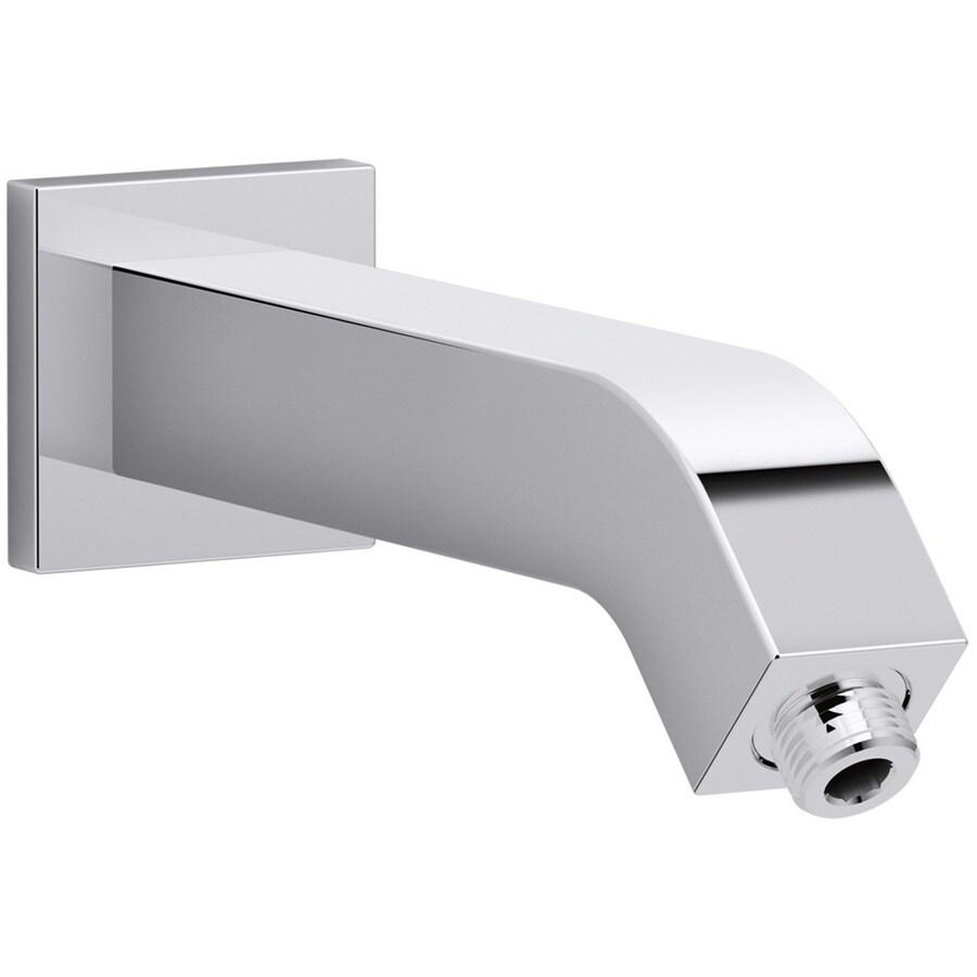 KOHLER Loure Polished Chrome Shower Arm Mount