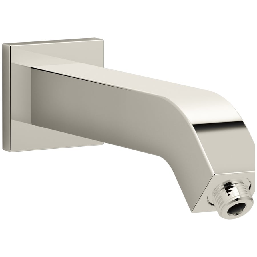 KOHLER Loure Vibrant Polished Nickel Shower Arm Mount
