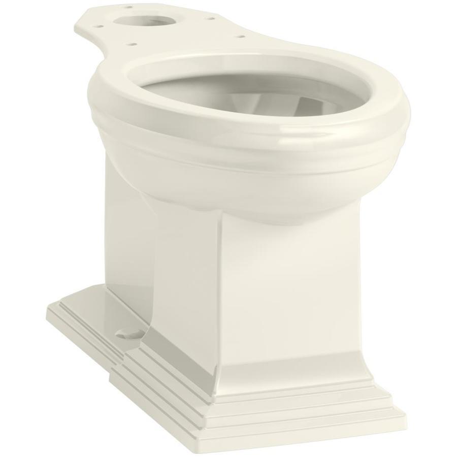 KOHLER Memoirs Biscuit Elongated Chair Height Toilet Bowl