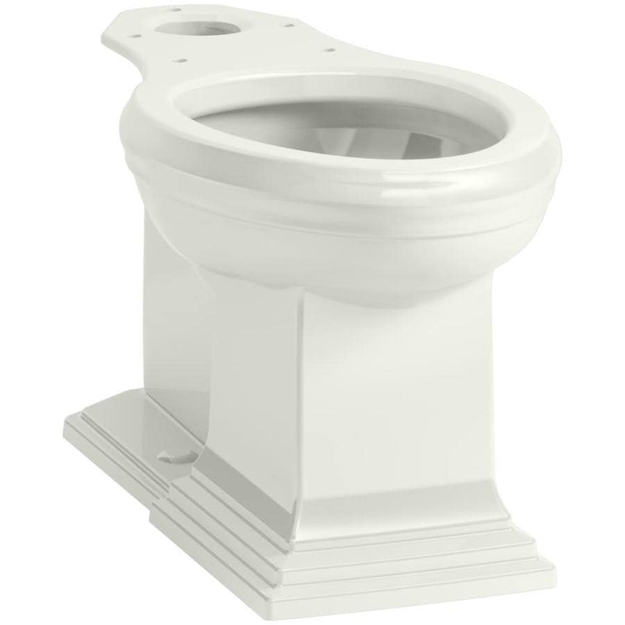 KOHLER Memoris Standard Height Dune 12 Rough-In Elongated Toilet Bowl