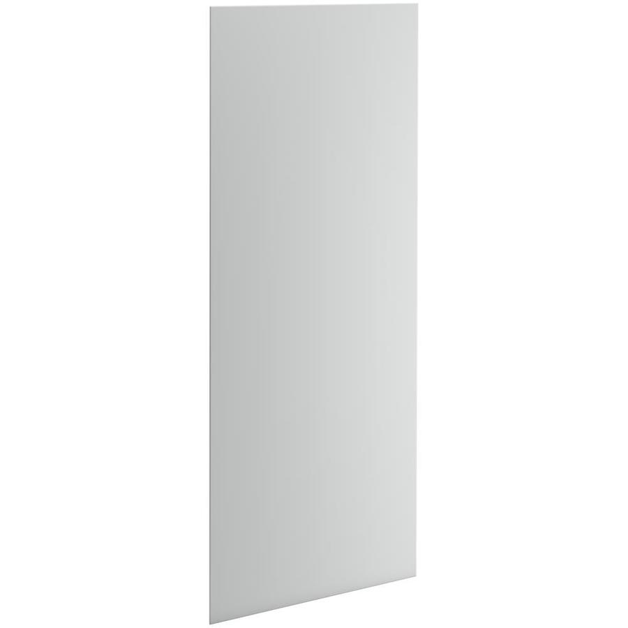 KOHLER Choreograph Ice Grey Shower Wall Surround Side and Back Panels (Common: 32-in x .1875-in; Actual: 96-in x 32-in x 0.1875-in)