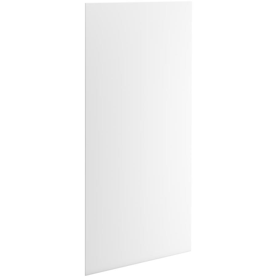 KOHLER Choreograph White Shower Wall Surround Side and Back Panels (Common: 42-in x .1875-in; Actual: 96-in x 42-in x 0.1875-in)