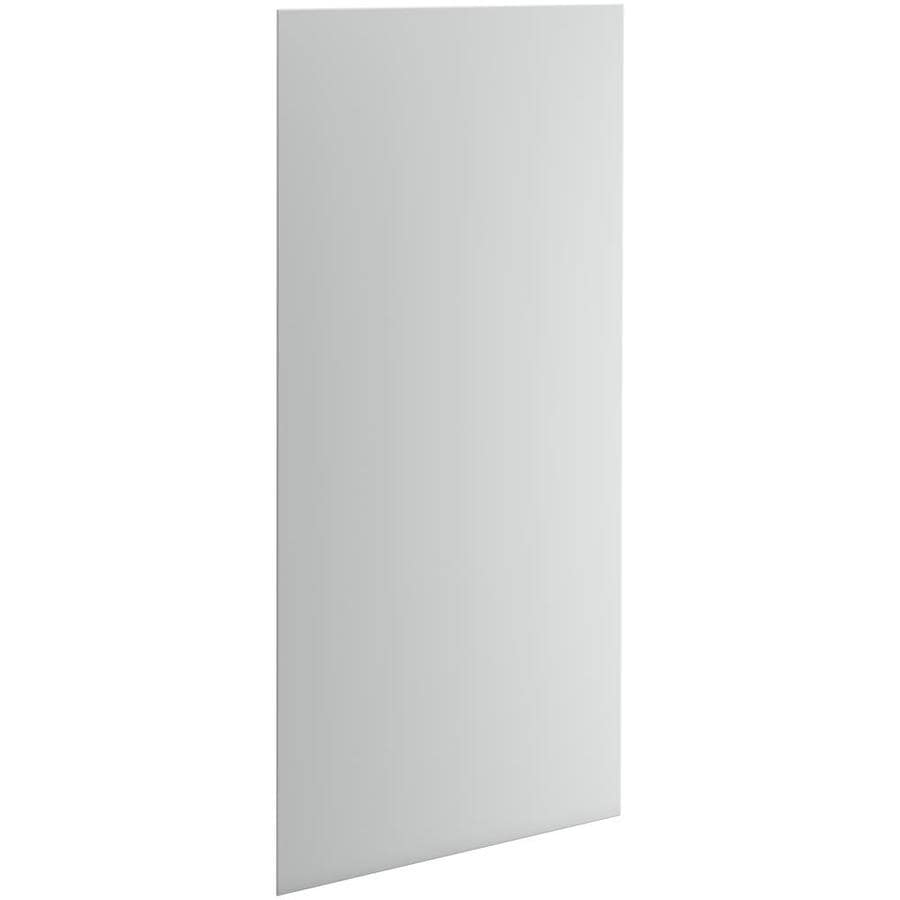 KOHLER Choreograph Ice Grey Shower Wall Surround Side and Back Panels (Common: 42-in x .1875-in; Actual: 96-in x 42-in x 0.1875-in)