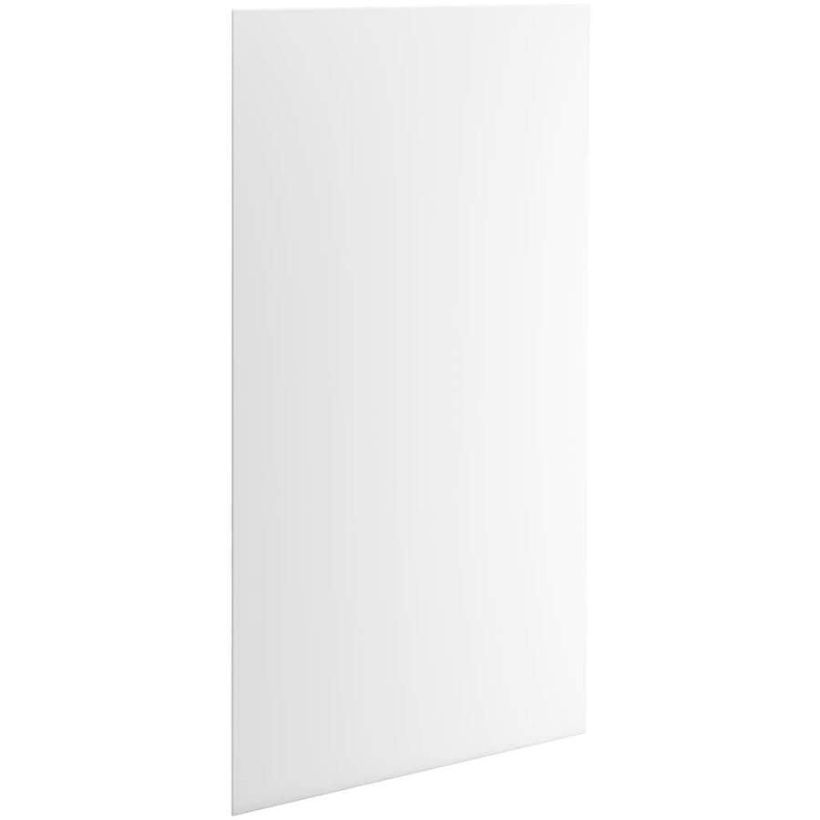 KOHLER Choreograph White Shower Wall Surround Side and Back Panels (Common: 48-in x .1875-in; Actual: 96-in x 48-in x 0.1875-in)