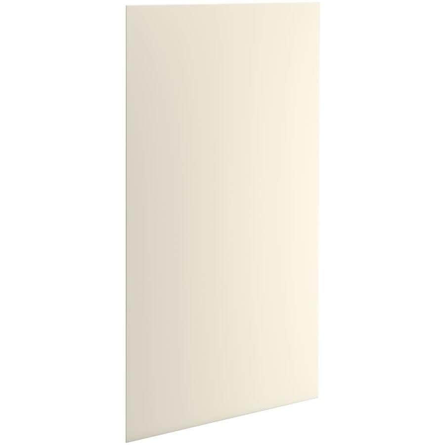 KOHLER Choreograph Almond Shower Wall Surround Side and Back Panels (Common: 48-in x .1875-in; Actual: 96-in x 48-in x 0.1875-in)