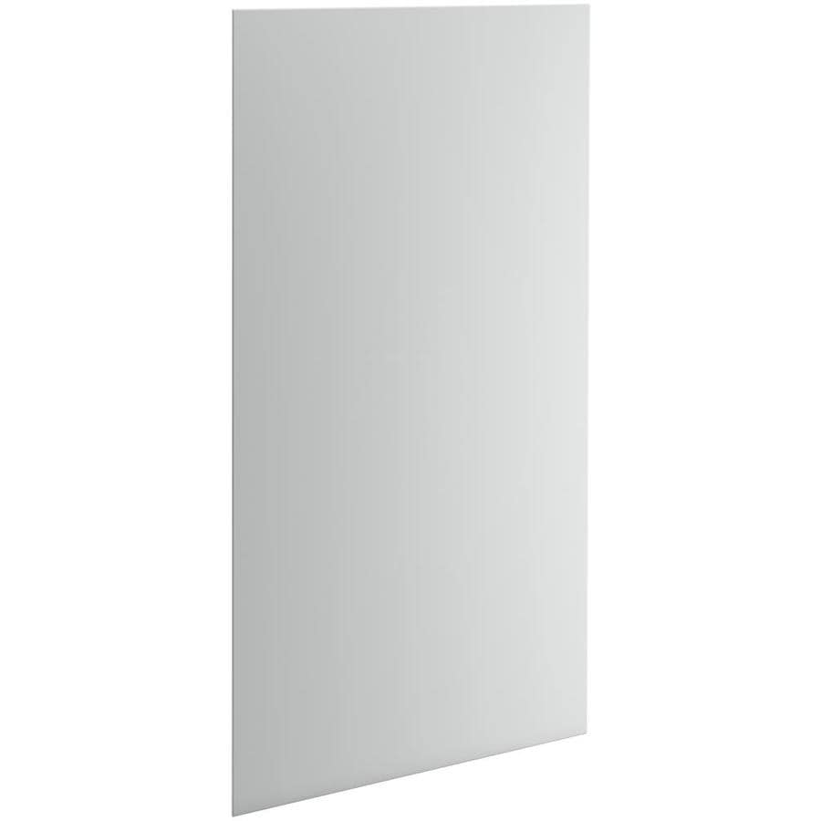 KOHLER Choreograph Ice Grey Shower Wall Surround Side and Back Panels (Common: 48-in x .1875-in; Actual: 96-in x 48-in x 0.1875-in)
