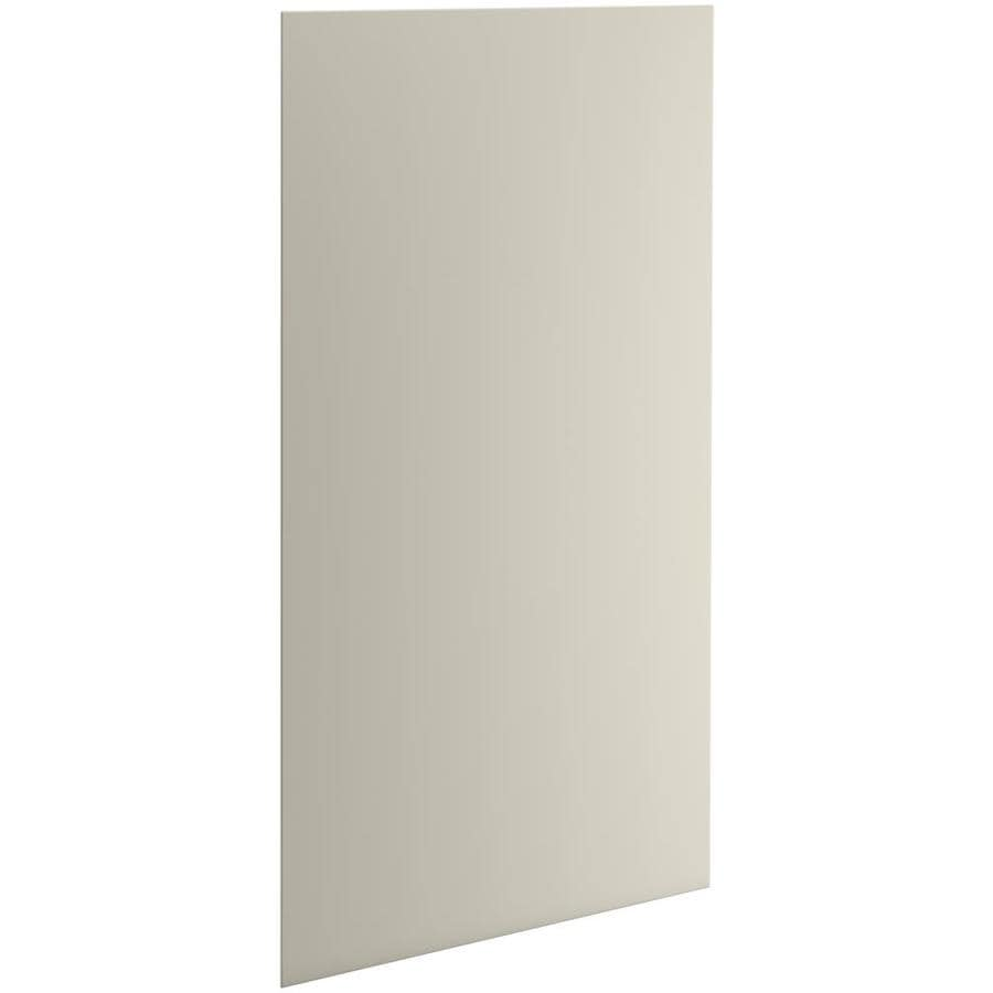 KOHLER Choreograph Sandbar Shower Wall Surround Side and Back Panels (Common: 48-in x .1875-in; Actual: 96-in x 48-in x 0.1875-in)