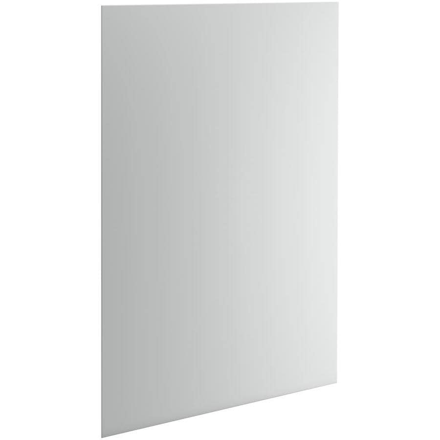 KOHLER Choreograph Ice Grey Shower Wall Surround Side and Back Panels (Common: 60-in x .1875-in; Actual: 96-in x 60-in x 0.1875-in)