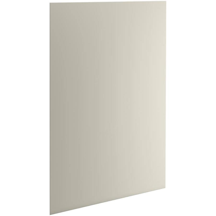 KOHLER Choreograph Sandbar Shower Wall Surround Side and Back Panels (Common: 60-in x .1875-in; Actual: 96-in x 60-in x 0.1875-in)