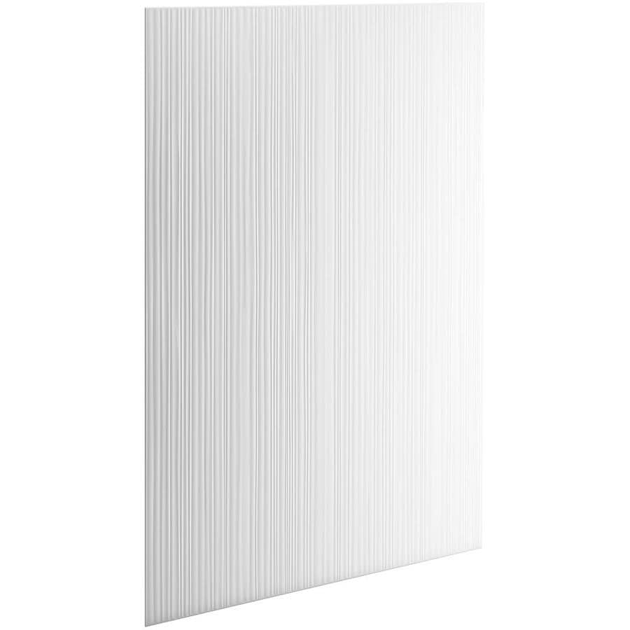 KOHLER Choreograph White Shower Wall Surround Side and Back Panels (Common: 60-in x .1875-in; Actual: 96-in x 60-in x 0.1875-in)